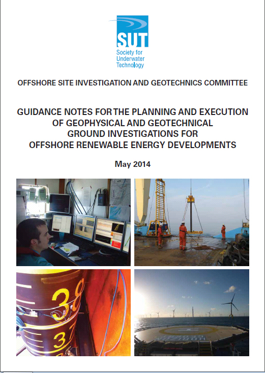 New OSIG Guidance Notes lauched | SUT | Society for Underwater