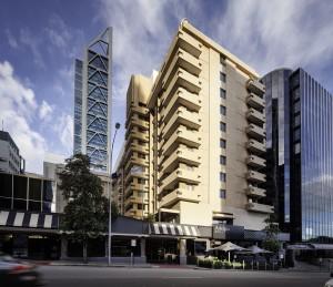 Hilton perth exterior sep 14