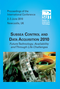 Subsea Control Data Aquisition 2010